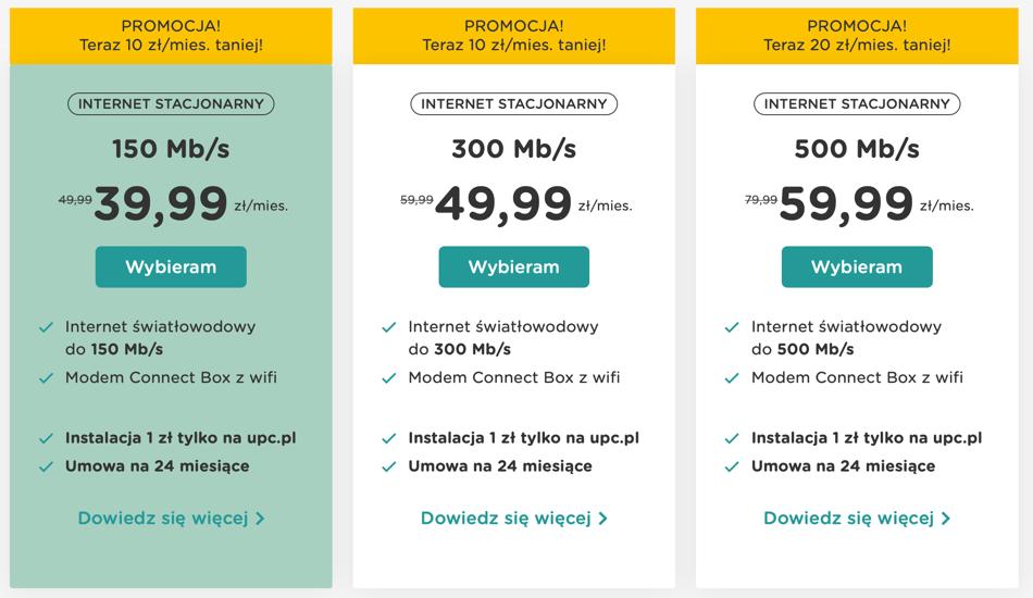 Internet mobilny zamiast stacjonarnego: przegląd i porównanie ofert