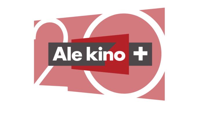 20 lat Ale kino+ (logo)