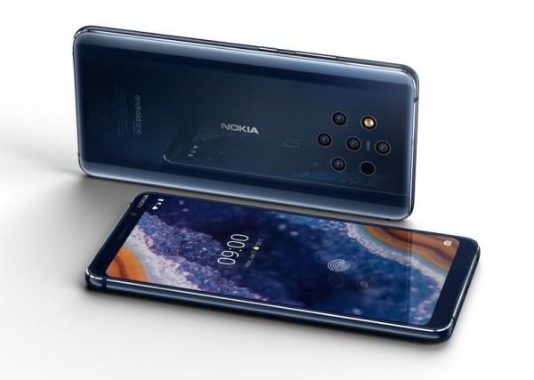 Nokia 9 PureView, pierwszy na świecie smartfon z 5 obiektywami już dostępny w Polsce