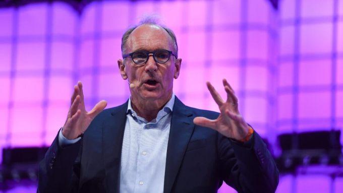 Tim Berners-Lee (fot. Web Foundation)