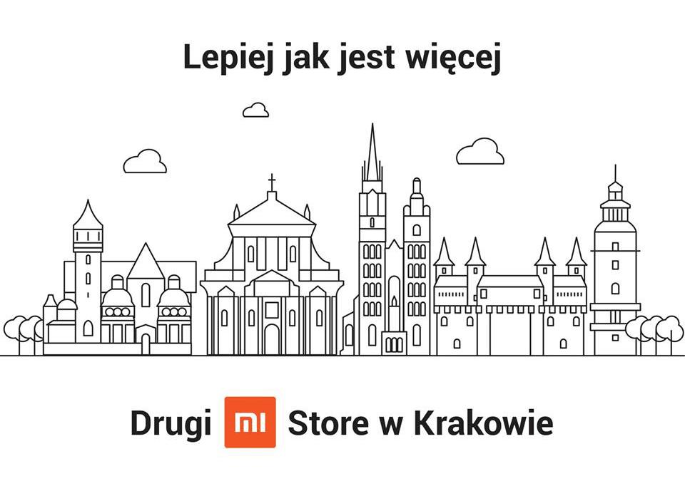 Drugi Mi Store w Krakowie (w Galerii Krakowskiej)