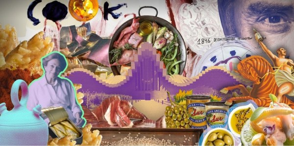 "Historia kulinarnej Hiszpanii w Google Arts & Culture ""Spain: An Open Kitchen"""