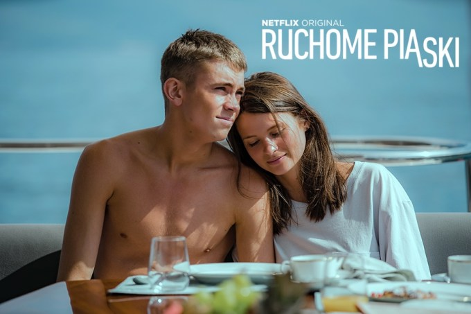 """Ruchome piaski"" (Quicksand) Netflix, 5 kwietnia 2019"