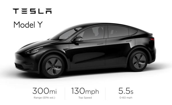 Ruszyła przedsprzedaż samochodów Tesla Model Y