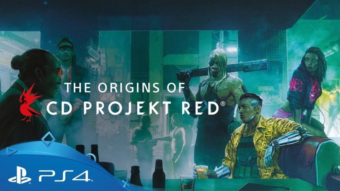 The Origins of CD Projekt RED - Playstation Europe