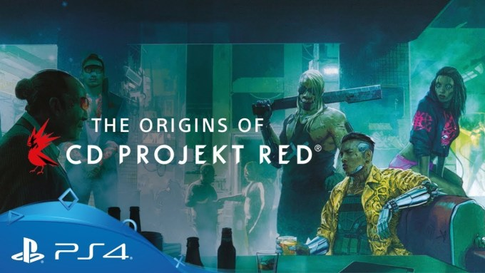 The Origins of CD Projekt RED - Playstation Europe