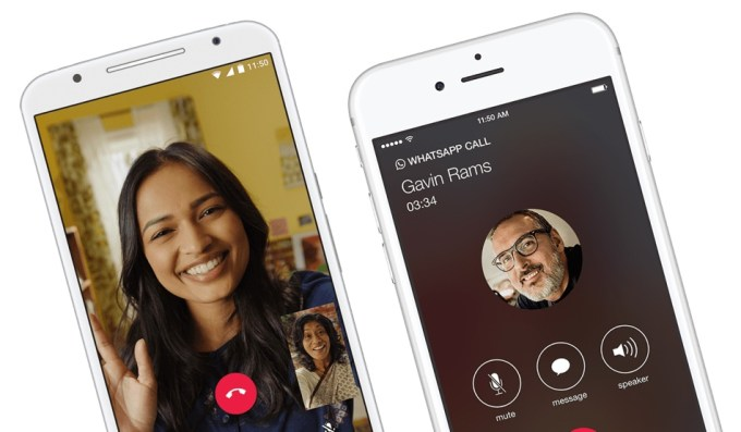 Aplikacja WhatsApp Messenger na Androida i iOS-a