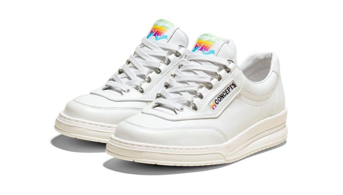 Buty Concepts x Mephisto Classic Match model CCM-96