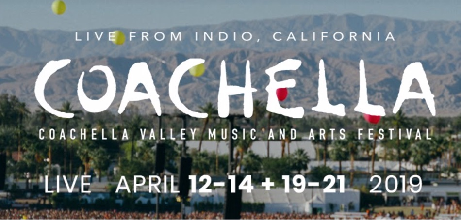 Coachella Live 2019