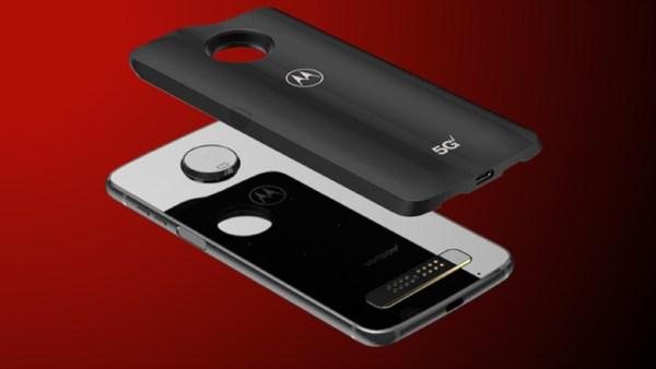 Smartfon Motoroli jako pierwszy łączy się z siecią 5G