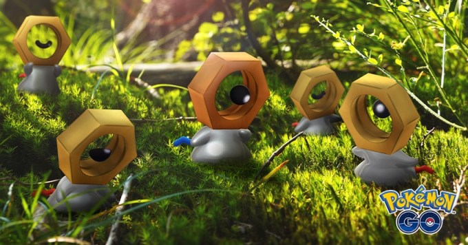 Shiny Meltan Event 2019