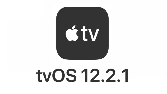 tvOS 12.2.1