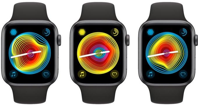 Tarcza Pride dla Apple Watch (2019)