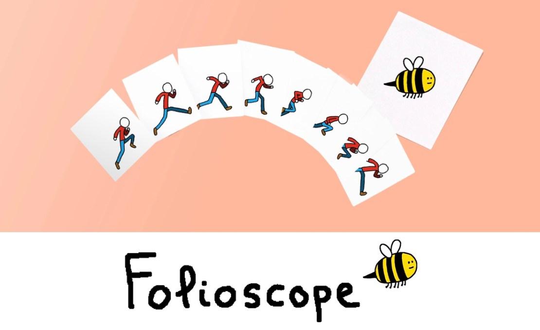 Folioscope - logo app