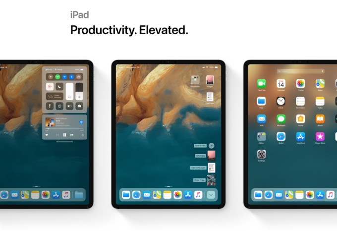 iOS 13 – iPad (fot. Álvaro Pabesio)