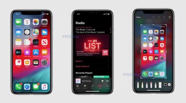 To podobno zrzuty z systemu iOS 13 – pierwsze przecieki!