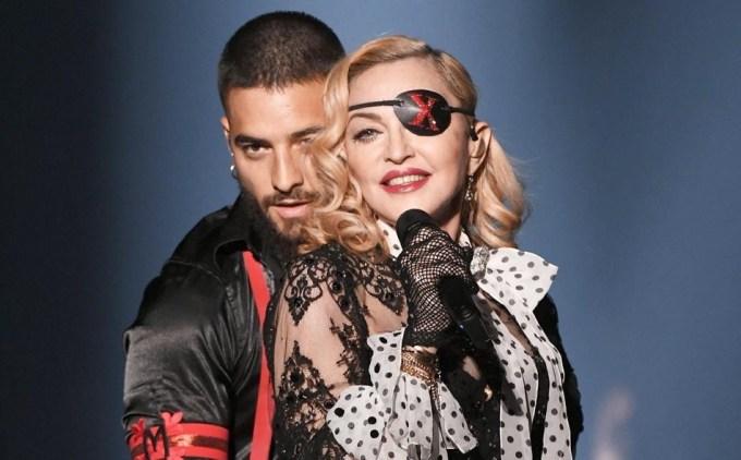 Madonna, Maluma – Medellín (Billboard Music Awards Performance 2019)