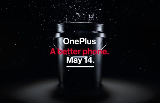 OnePlus 7/7 Pro - wodoodporność - wiadro