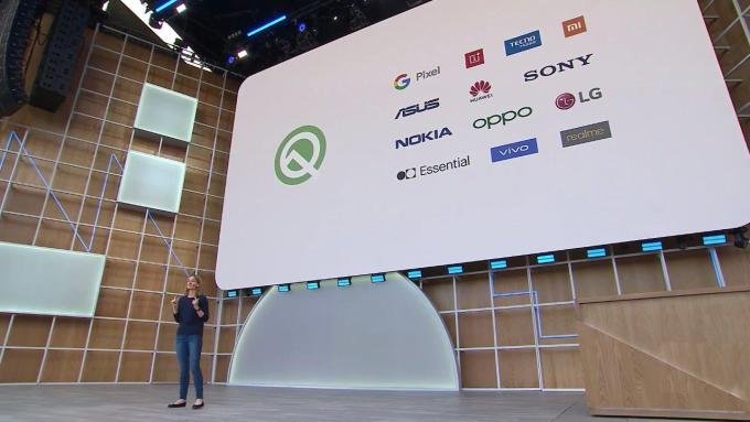 Oppo na Google I/O 2019
