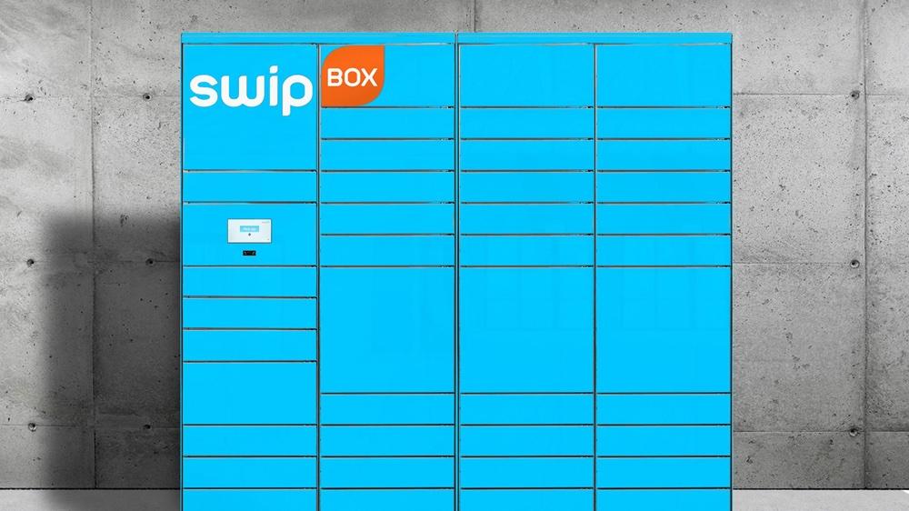 Szafa Swipbox