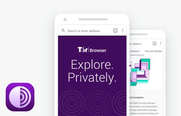 Ultraprywatna przeglądarka Tor Browser oficjalnie na Androidzie