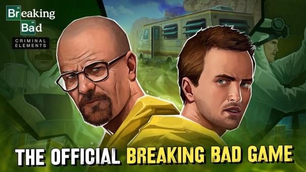 "Gra mobilna ""Breaking Bad: Criminal Elements"" już dostępna!"