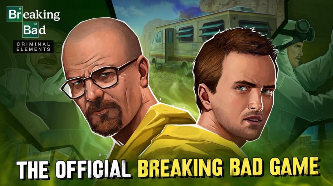 "Gra mobilna ""Breaking Bad: Criminal Elements"""