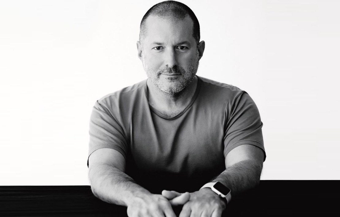 Jony Ive odchodzi z Apple'a i zakłada LoveForm