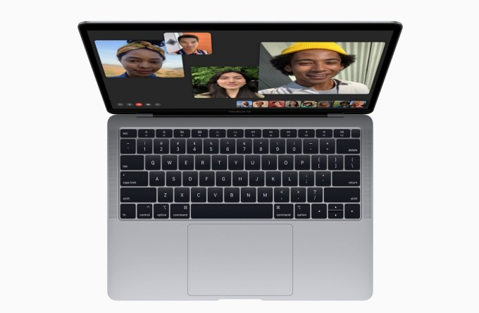 MacBook Air z 2018 roku