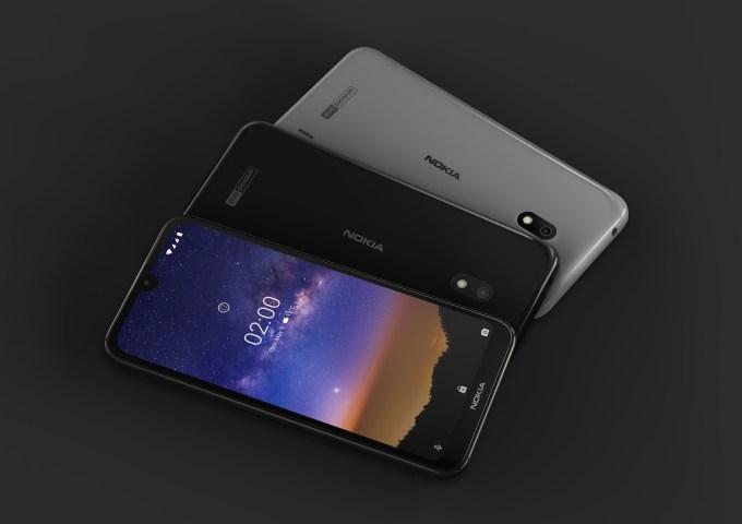 Nokia 2.2 - zdjęcia smartfona