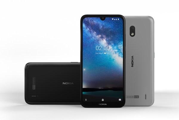Nokia 2.2, czyli bezkompromisowa jakość dla biznesu w najniższej cenie na rynku