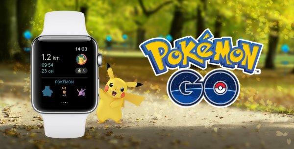 """""""Pokémon Go"""" bez wsparcia dla Apple Watcha po 1 lipca"""