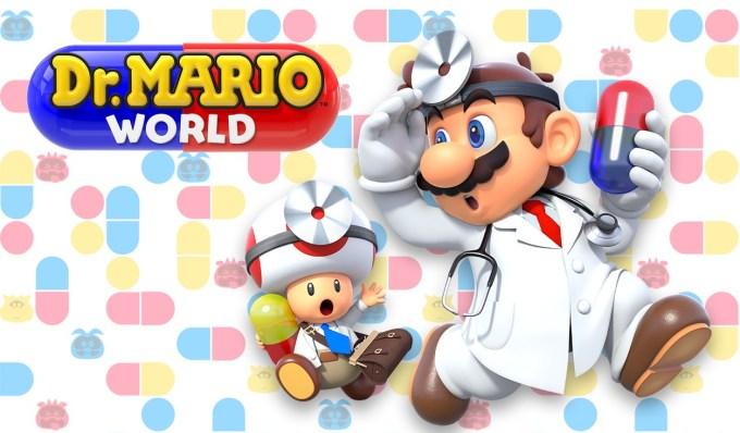 Dr. Mario World (gra mobilna od Nintendo, 2019)