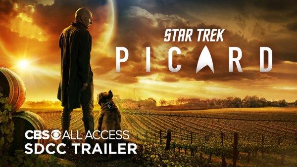 """Obejrzyj pierwszy zwiastun """"Star Trek: Picard"""""""