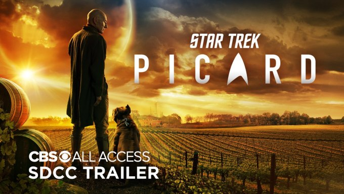 Star Trek: Pickard (CBS, 2019)
