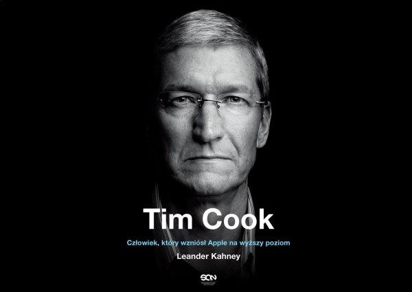 Biografia Tima Cooka w języku polskim ukaże się 14 sierpnia 2019 r.