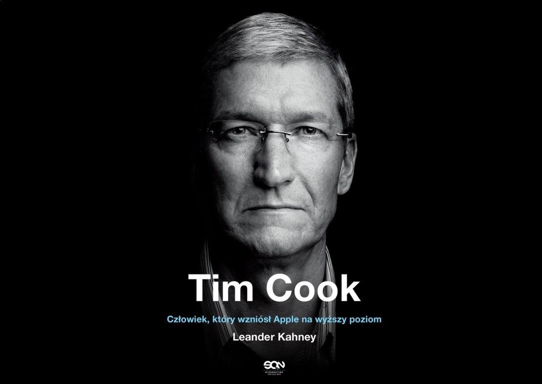 """""""Tim Cook. Człowiek, który wzniósł Apple na wyższy poziom"""""""