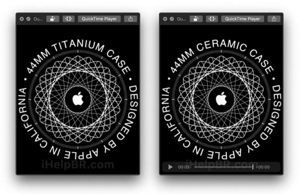 watchOS 6 ujawnia nowe tytanowe i ceramiczne modele Apple Watcha