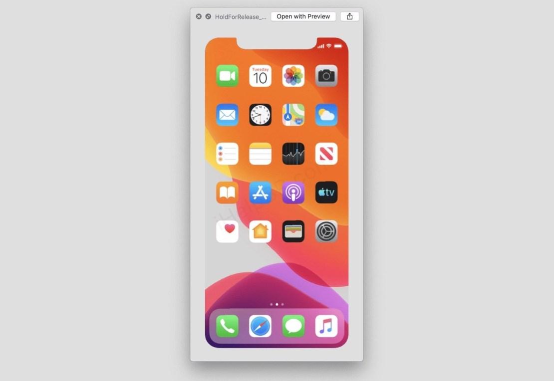 Informacje na temat iPhone'a 11 w becie systemu iOS 13