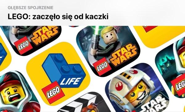 [App Store] LEGO: zaczęło się od kaczki…
