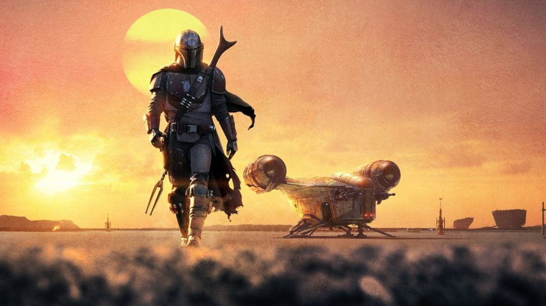 The Mandalorian (Star Wars, Disney+)