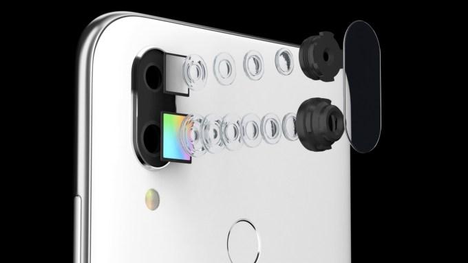 Podwójny aparat w Meizu Note 9