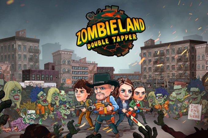 Gra mobilna Zombieland: Double Tapper