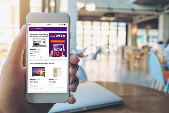 Allegro Smart Week (mobile)