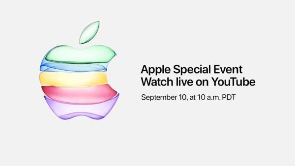 Apple po raz pierwszy będzie transmitować konferencję na YouTubie