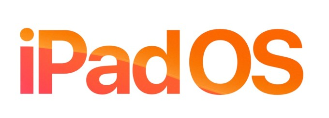 Logo systemu iPadOS