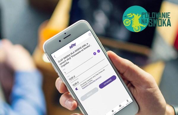 W aplikacji mPay pomożesz upolować smoka
