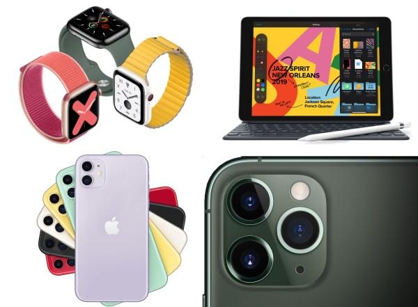 Najważniejsze nowości z konferencji Apple'a z 10 września 2019 r.