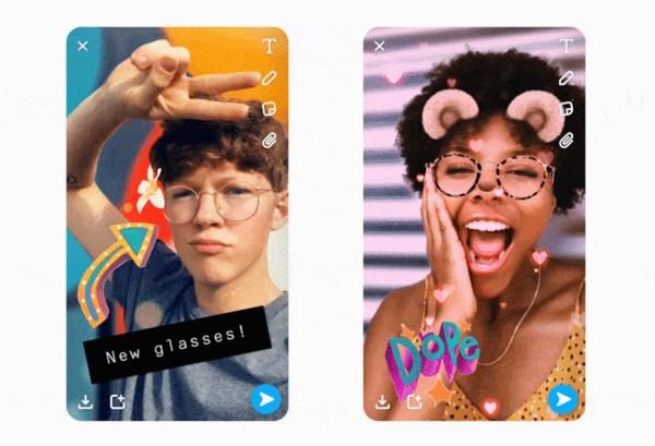 Nowy efekt 3D na Snapchacie, ale tylko na iPhonie