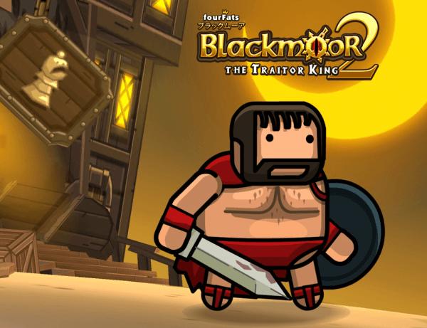 Uratuj wioskę w grze mobilnej Blackmoor2!